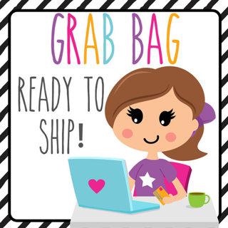 350+ Sticker Grab Bag