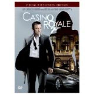 Casino Royale dvd 2 disc widescreen edition