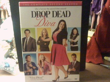 Free drop dead diva season 2 dvd set dvd auctions for free stuff - Drop dead diva dvd ...