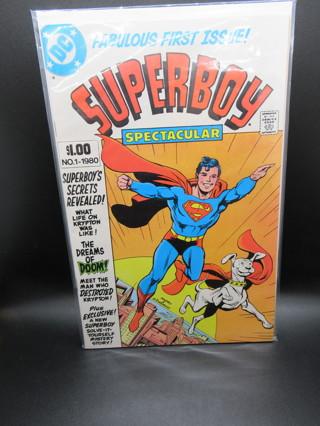 SUPERBOY SPECTACULAR #1