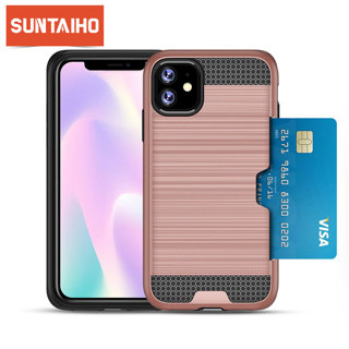 Strong Soft Silicone Phone Protector Case For iPhone 11 Pro XR XS Max X 6 6S 7 8 Plus 11 Gold Back