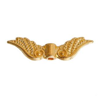 4 Spacer Beads Wings