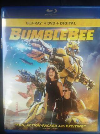 Bumblebee HD vudu/ ma code