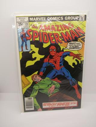 the AMAZING SPIDER-MAN #176