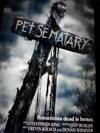 Pet Semetary HD Digital (2019) Newest