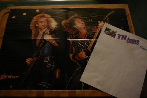 Judas Priest Poster - Vintage 1987
