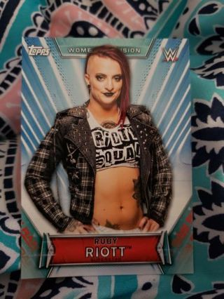 WWE Women's Division Card Lot (2019)