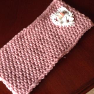 Hand Crochet Headband/Ear warmer.