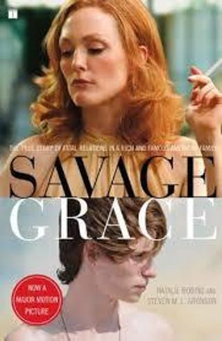 (TRUE CRIME!) Savage Grace: The True Story of Fatal Relations by Natalie Robins (PB/FC) #LLP89JH