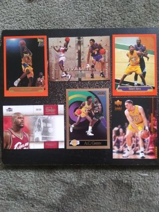 Kobe Bryant + Lakers Lot