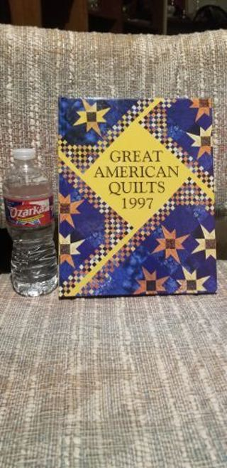 Great American Quilts 1997 Hardback