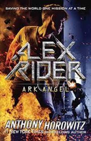 Alex Rider #6: Ark Angel by Anthony Horowitz (TPB/FC)