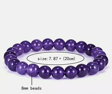Yoga 7 Chakra Volcanic Stone Beads Bracelet Luck Men Women Natural Bead Jewelry