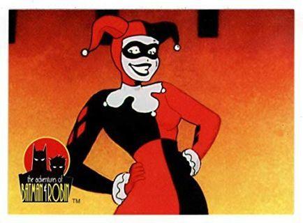 Harley Quinn - The Adventures of Batman & Robin Cards (Trading Card) # 27 - Skybox 1995 Mint