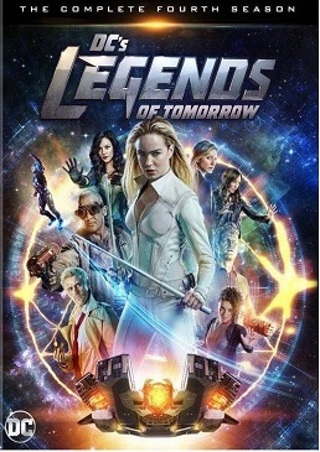 Legends of Tomorrow The Complete Fourth Season HD Digital Copy Code