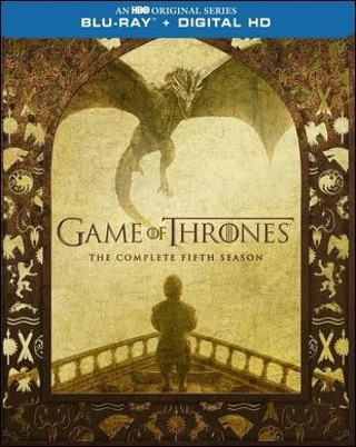 Game of Thrones Season 5 HD Redemption Code for iTunes or Ultraviolet