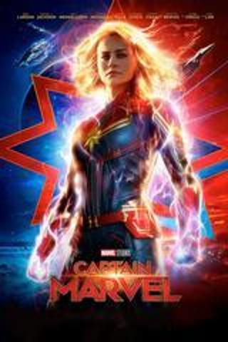 Captain Marvel VUDU / iTunes Code