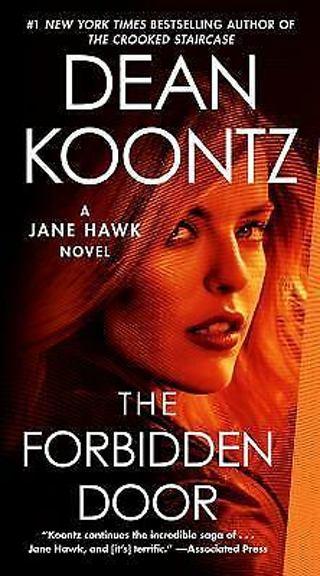 ☆ The Forbidden Door (Jane Hawk) by Dean Koontz- Paperback