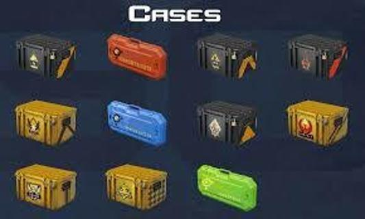 cs go cases list