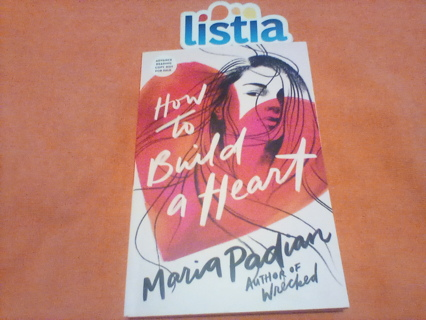 ARC*How to Build a Heart*