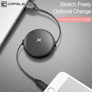 Cafele 100CM Sugar Series USB Charging Cable for iPhone 7 8 XS XR Charger Cable for iPhone 6 5 SE
