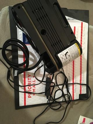 Emergency Car Pump (Parts Or Repair)