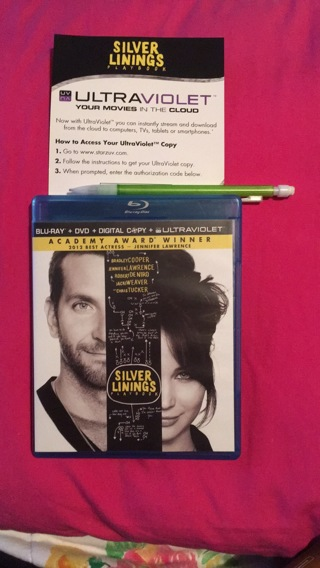 Movie code  for Silver linings playbook