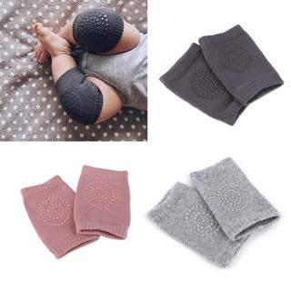Kids Kneepad Protector Soft Toddler Baby Leg Warmers Thicken Non-Slip Dispensing Safety Crawling W