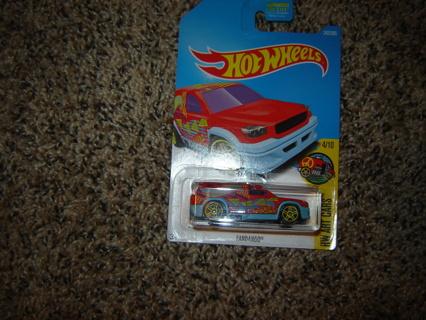 NIP! Hot Wheels HW Art Cars 4/10 Fandango