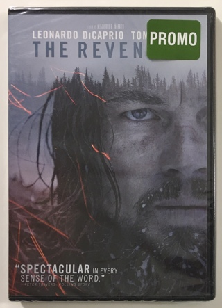 The Revenant DVD Movie - New Factory Sealed!