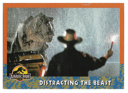 Jurassic Park #41 - Distracting the Beast