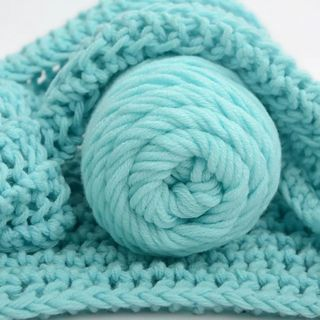 100g Chunky Wool Roving Scarf Knit Wool Yarn Thickness Warm Hat Household cotton yarn