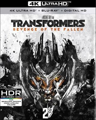 Transformers Revenge of The Fallen UHD Code