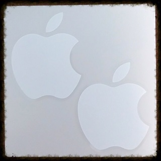 ❣ Apple ✰Logo✰ stickers ❣