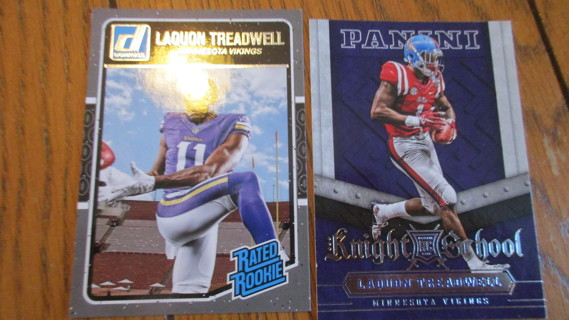 laquon treadwell rookie cards