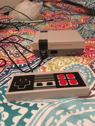 500 in 1 Mini NES CLONE