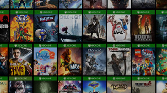 xbox one games for download
