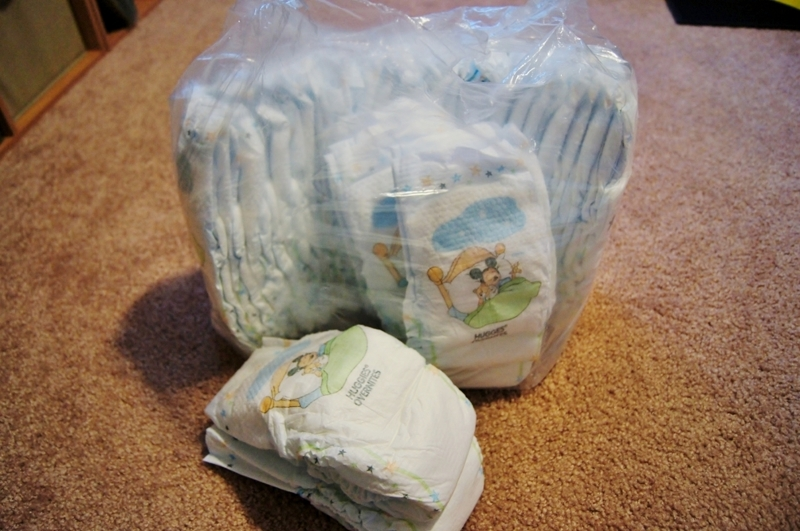 Free 31 Huggies Overnight Diapers Size 6 W Bonus Baby
