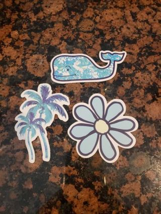 Set of 3 stickers
