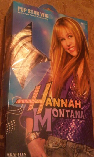 Hannah Montana Adult Wig 37