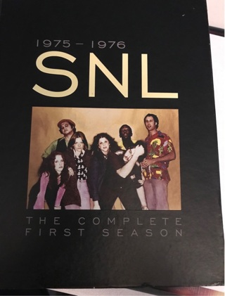 Saturday Night Live The First Season