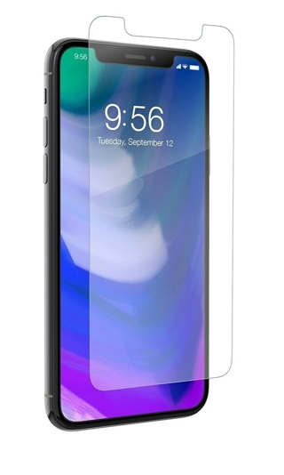 NEW APPLE iPHONE X H.D. Screen Protector Pack [3D Touch Compatible] Screen Case Fit- Clear