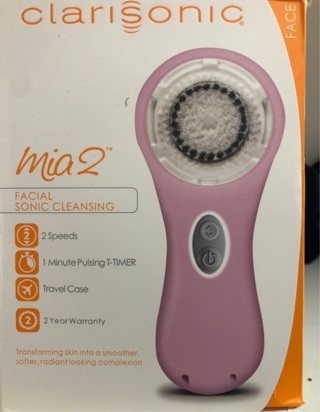 Clarasonic mia 2 facial cleanser
