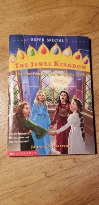 The jewel kingdom book