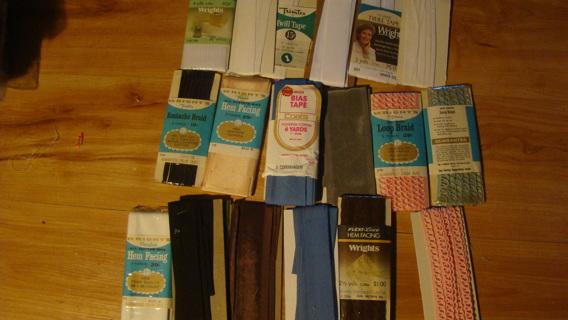 fancy binding,trim,ricrac and bias