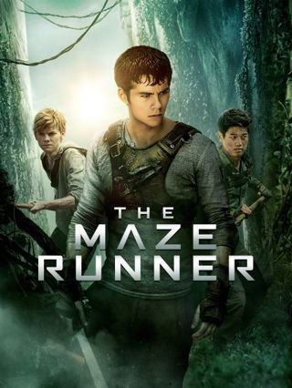 The Maze Runner HD digital copy ONLY