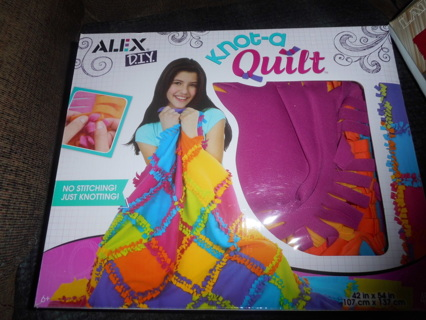 Knot A Quilt - New - Kit