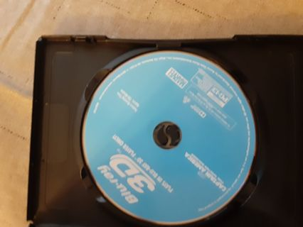 Captain America the winter soldier 3D blu ray please read