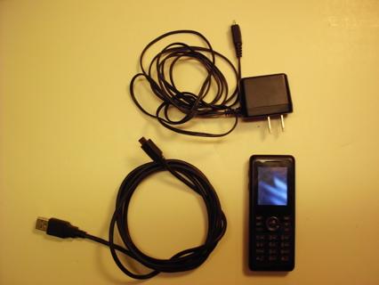 Kyocera Cell Phone {Virgin Mobile}