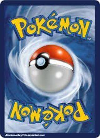one pokemon card